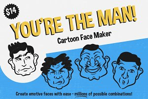 Cartoon Face Maker