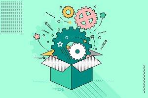 Idea outside the box