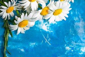 Summer floral card