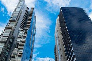 Melbourne CBD Buildings