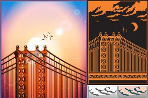 Great Bridge Set