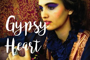 Gypsy Heart Boho Fashion Photo