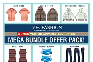 Women Mega Bundle Offer Pack!