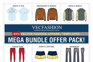 Men Mega Bundle Offer Pack!