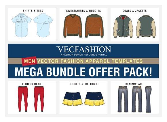 Men Mega Bundle Offer Pack!