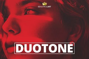 Pro DUOTONE-I Photoshop Action