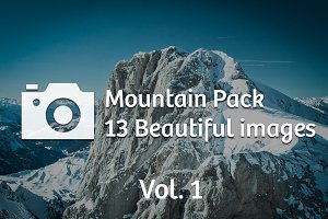 Mountain Pack vol 1 High res