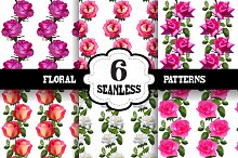 Roses Patterns