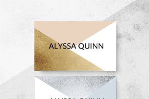 Majesty Business Card Template