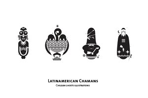 Latin american Chamans