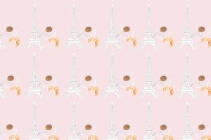 PARISIAN SEAMLESS PATTERN