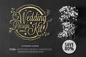 Wedding Design Kit