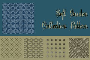 Soft Garden Collection Pattern
