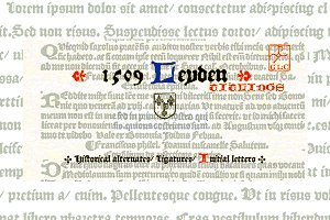 1509 Leyden OTF