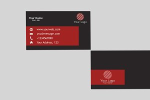 Sdtrpppbc Business Card Template