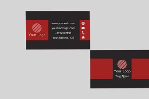 Dstrpbc Business Card Template