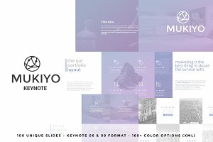 Mukiyo Keynote