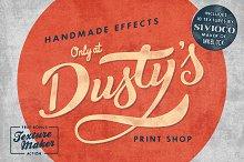 Dusty's Print Shop