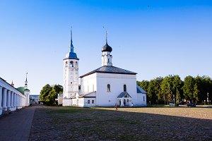 Church in Suzdal, Russia