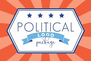 20 Political Logo Package