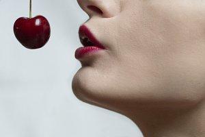 Cherry & lips
