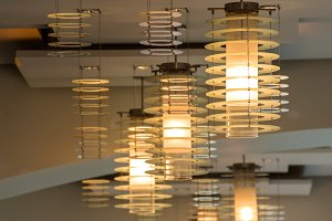 Lighting decor for interiors