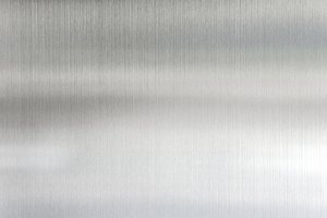 metal background of steel plate
