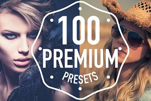 100 Premium Presets - Super Bundle