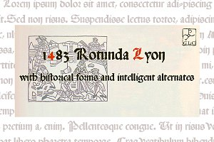 1483 Rotunda Lyon OTF