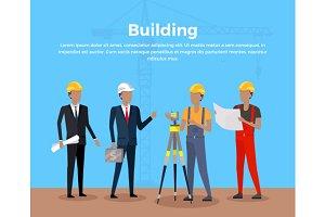 Building Banner Concept Design