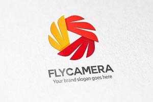 Fly Camera Logo