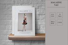 Multipurpose Magazine Vol.I