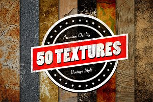50 Grungy Textures