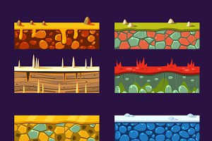 Textures for Platformers