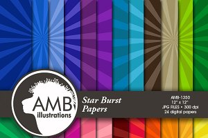 Starburst Digital Papers, 1350
