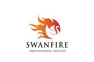 Swanfire Logo