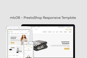 mlc08 - Fashion PrestaShop Theme