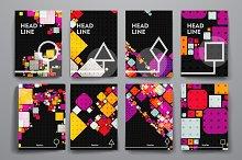 Abstract Brochures