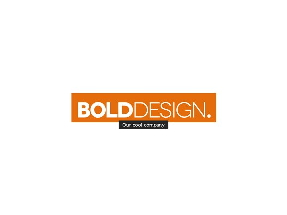 bold design powerpoint template presentation templates creative