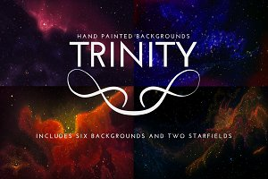 Trinity Space Backgrounds