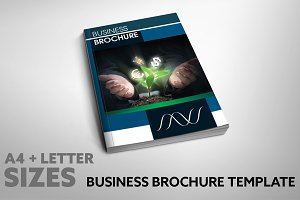 Bussiness Brochure Template