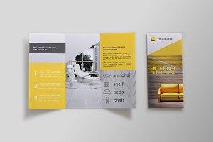 Furniture Tri-fold Brochure - SB