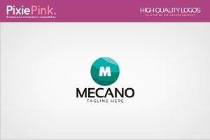 Mecano Logo Template