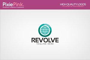 Revolve Logo Template