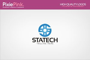 Statech Logo Template