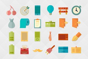 Funky - 500 vector icons
