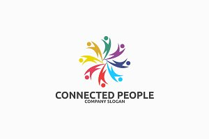 Connected People Logo