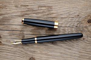 Vintage fountain pen