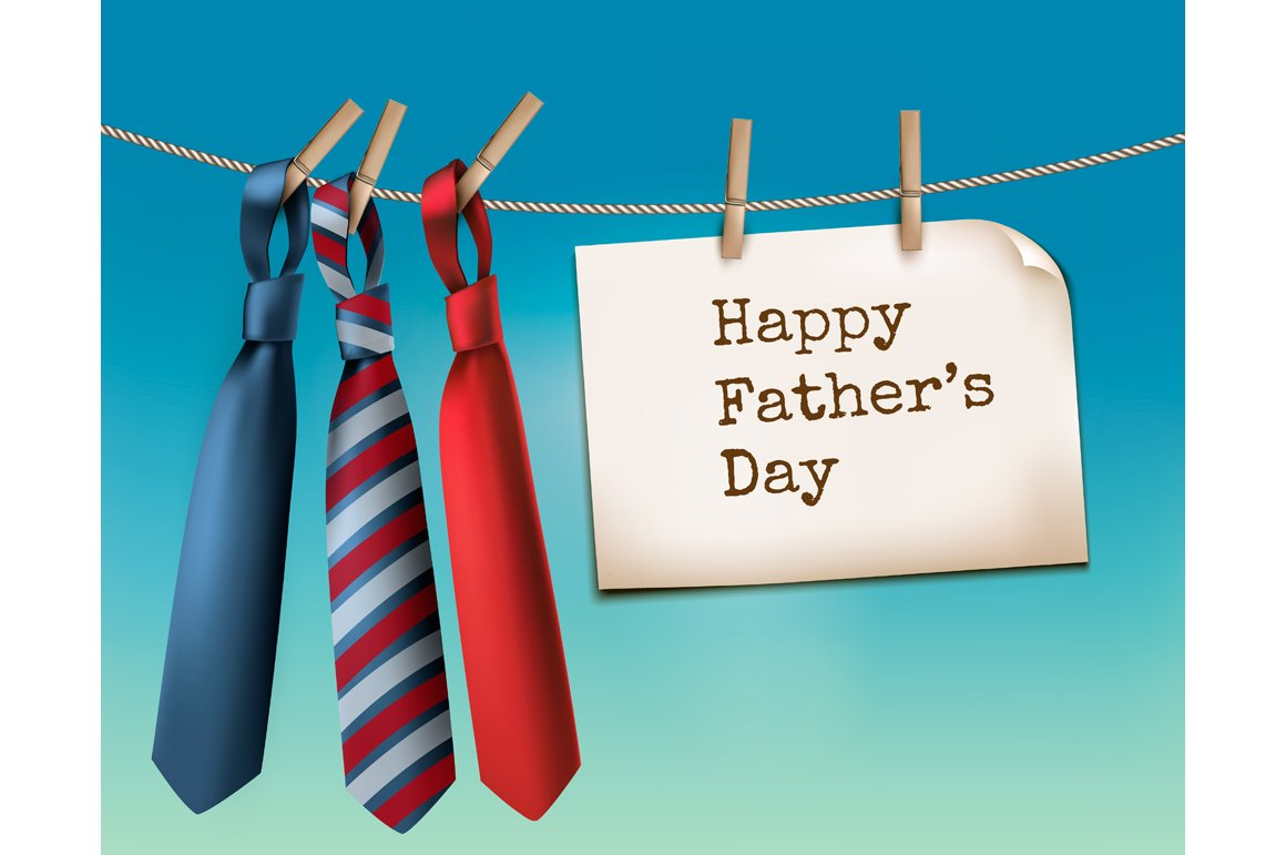 Happy Father's Day ~ Illustrations ~ Creative Market