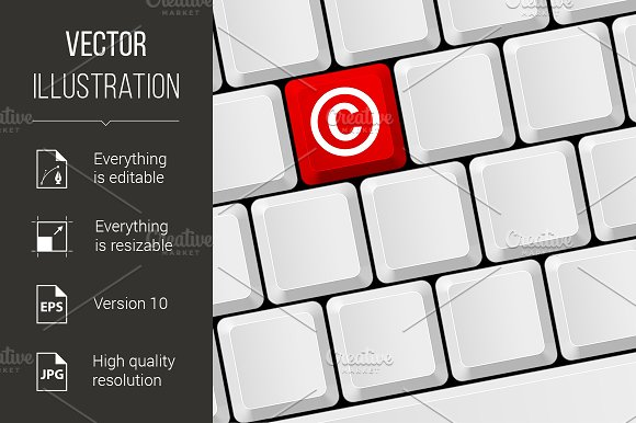 Copyright protection in Graphics